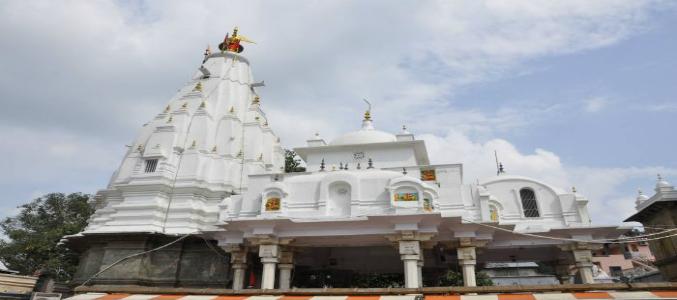 Brijeshwari Mata Temple