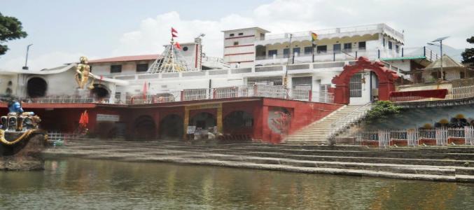 Mata Chamunda Devi Temple