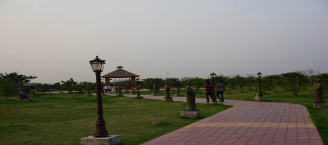 city of joy in India