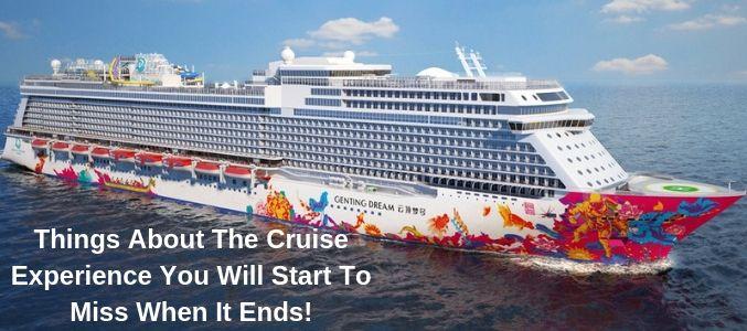 genting cruise ship holidays